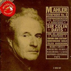 Mahler: Symphony No.8 / Sir Colin Davis