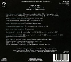 Decades - A Century of Song, Vol. 2