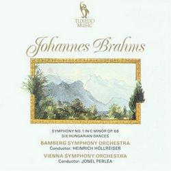 Brahms: Symphony No. 1; Six Hungarian Dances