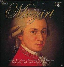 Essential Mozart [Box Set]