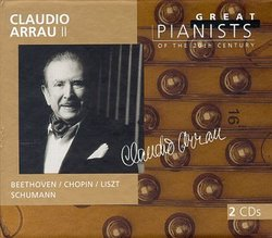Claudio Arrau - Great Pianists of the 20th Century II