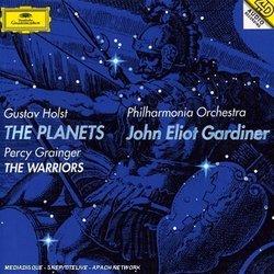Holst: The Planets; Grainger: The Warriors