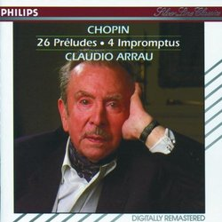 Chopin: 26 Preludes; 4 Impromptus [Germany]