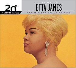 20th Century Masters: The Best of Etta James Millennium Collection (Eco-Friendly Packaging)