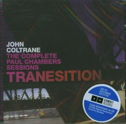 Tranesition the Complete Paul Chambers Sessions