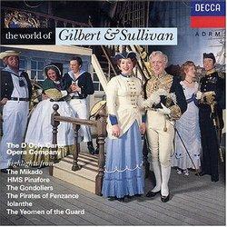 World of Gilbert & Sullivan