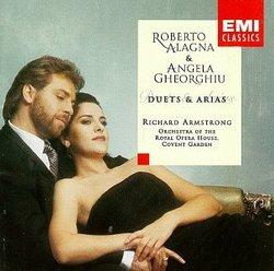 Roberto Alagna & Angela Gheorghiu - Duets & Arias