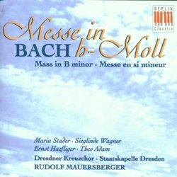 Bach: Mass in b-Moll