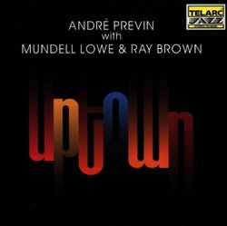 Uptown / Songs of Harold Arlen & Duke Ellington