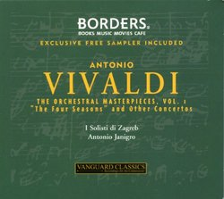Vivaldi: The Orchestral Masterpieces, Vol. 1 [Exclusive Free Sampler Included]