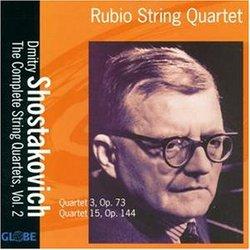Dmitri Shostakovich: String Quartets Volume 2