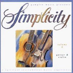 Simplicity: Guitar & Violins, Vol. 8