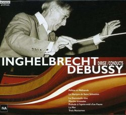 Inghelbrecht Conducts Debussy (Box Set)