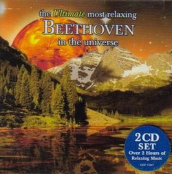 The Ultimate Most Relaxing Beethoven in the Universe