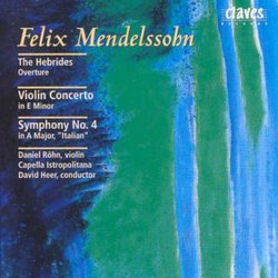 Violin Concerto / Symphony 4 / Fingal's Cave