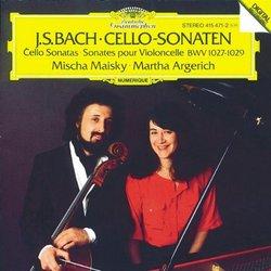 Bach: Sonatas for Cello & Piano