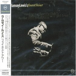 Ramsey Lewis's Finest Hour