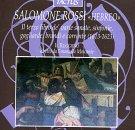 """Salomone Rossi """"Hebreo"""" Il Terzo Libro de'varie sonate, sinfonie, gagliarde, brandi e corrente"""