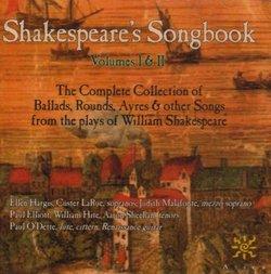 Shakespeare's Songbook, Vols. 1 & 2
