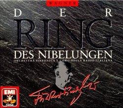 Wagner, Der Ring des Nibelungen (Wilhelm Furtwangler, Italian Radio 1953, EMI)