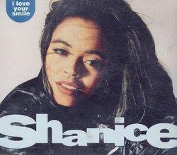 I love your smile [Single-CD]
