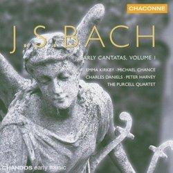 J.S. Bach: Early Cantatas, Vol. 1