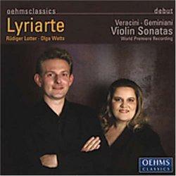 Veracini, Geminiani: Violin Sonatas