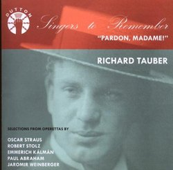 Singers to Remember: Richard Tauber