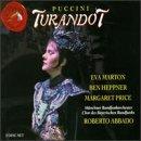 Puccini: Turandot / Marton, Heppner, Price, R. Abbado