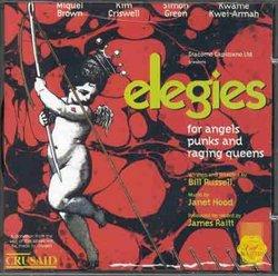 Elegies for Angels, Punks and Raging Queens (Original London Cast)