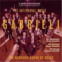 The Antiphonal Music of Gabrieli [SACD]