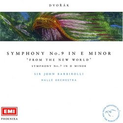 Phoenixa Series- Dvorak: Symphonies nos 7 & 9 / Barbirolli