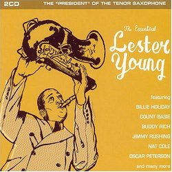Essential Lester Young