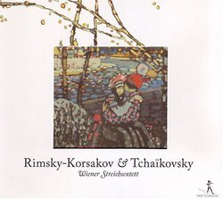 Rimsky-Korsakov & Tchaïkovsky