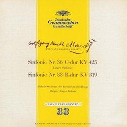 Mozart: Sinfonie Nr. 36; Sinfonie Nr. 33