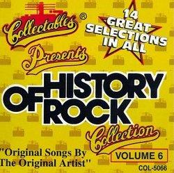 History of Rock, Vol. 6
