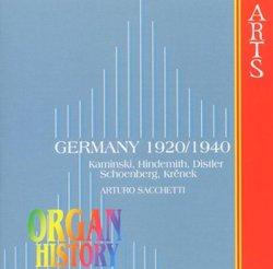 Germany 1920/1940
