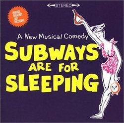 Subways Are for Sleeping (1962 Original Broadway Cast)