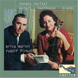 Sonata Recital: Erica Morini & Rudolf Firkusny