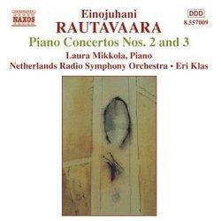 Rautavaara: Piano Concertos Nos. 2 and 3
