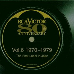 RCA Victor 80th Anniversary, Vol. 6 (1970-1979)