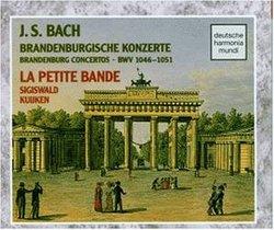 Johann Sebastian Bach Sigiswald Kuuken La Petite Bande