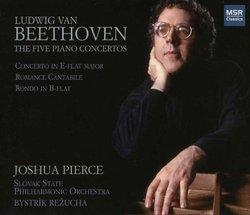 Beethoven: Five Piano Concertos - Joshua Pierce