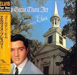 How Great Thou Art (Elvis Paper Sleeve Collection Mini LP 24 bit 96 khz)
