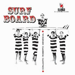 Surf Board: Serie Elenco
