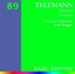 Telemannl Overtures From Tafelmusik