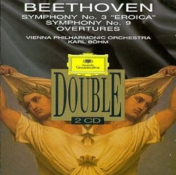 Beethoven: Symphonies Nos. 3 & 9; Overtures