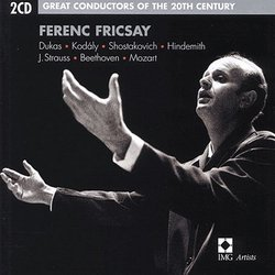 Great Conductors of the 20th Century: Ferenc Fricsay