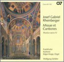 Sacred Music 4: Missae Et Cantiones