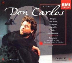 Verdi: Don Carlos (complete opera); Alagna, Hampson, van Dam